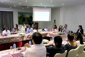 Legislative Reform and Justice Sector Commission presents diagnostic conclusions