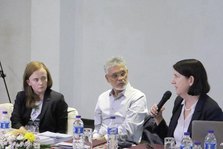 Legislative Reform and Justice Sector Commission presents diagnostic conclusions