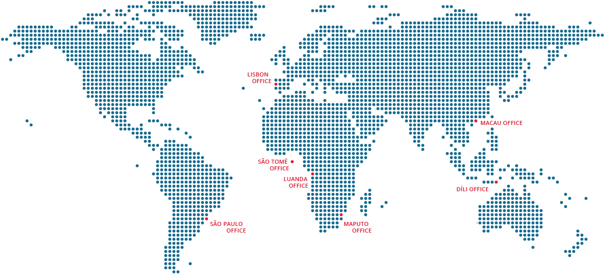 CRA Timor is part of the CRA Global Network