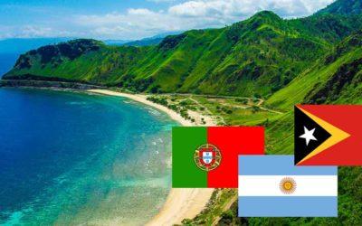 Portugal fará com Argentina em Timor-Leste a sua primeira Cooperação Triangular fora de África